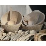Vase din lemn